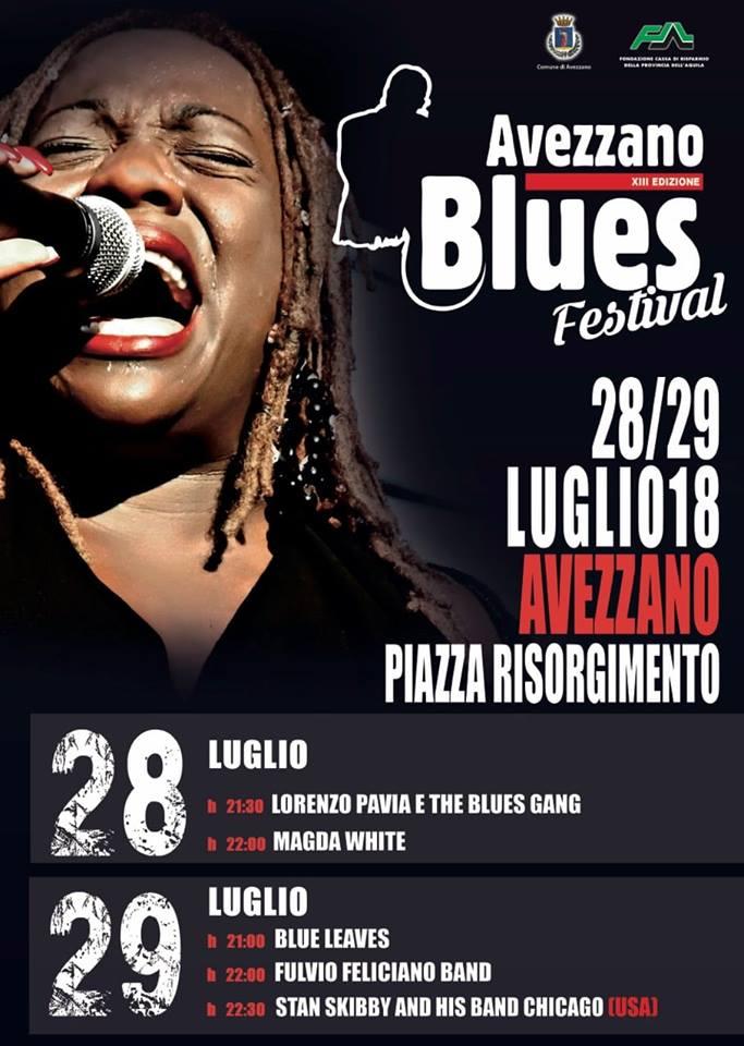 Avezzano Blues Festival XIII Edizione